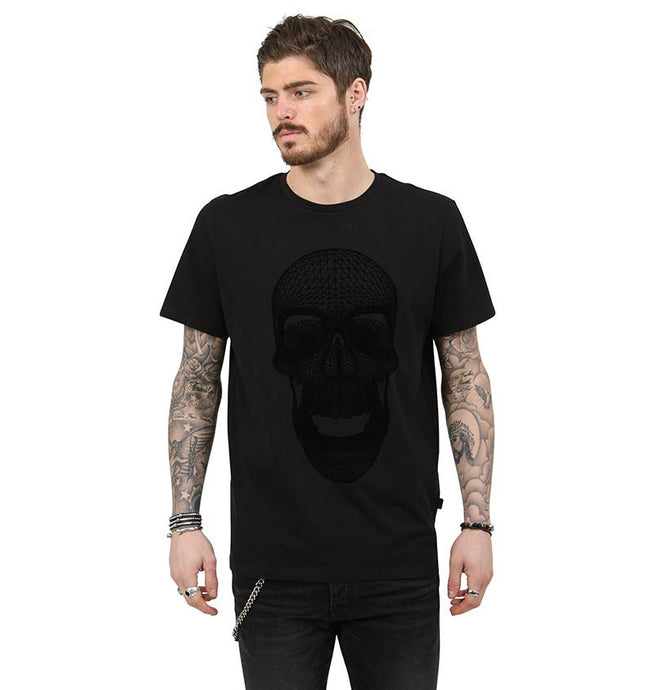 Junq Couture® Mendes T-Shirt Black - Scattee