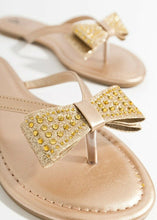 Load image into Gallery viewer, Tanvi Shoe Rose Gold