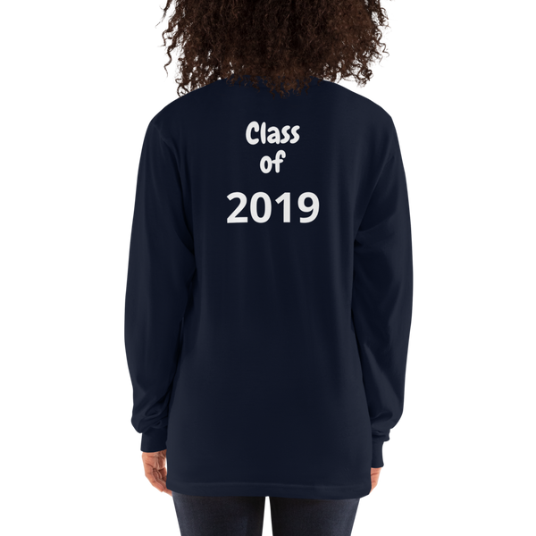 """The tassel was worth it"" Long sleeve t-shirt #142"