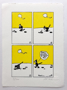 Krazy Kat recognised as high art