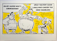 Asterix And The Omnishambles