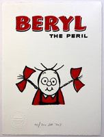 Beryl The Peril Wears Ribbons In Her Hair