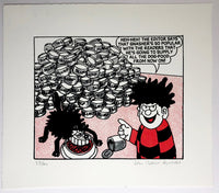 Dennis the Menace And The Dogfood Mountain