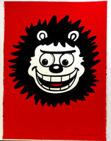 Fanclub Badge Gnasher