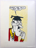 Bash Street Kids' Teacher Says: Silly Me