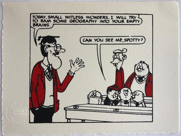 The Bash Street Kids Lark Around