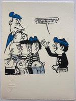 The Bash Street Kids urged not to despair