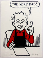 Oor Wullie says: The very dab!