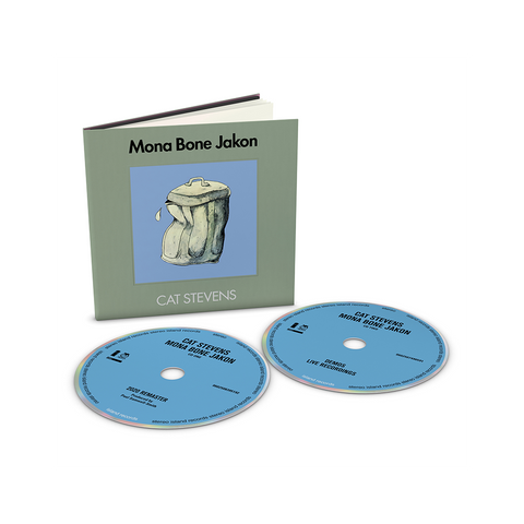 Mona Bone Jakon 2CD