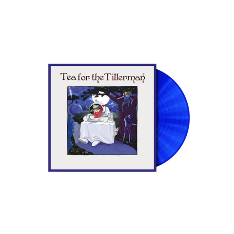 Tea For the Tillerman 2 1LP (Blue D2C Exclusive)