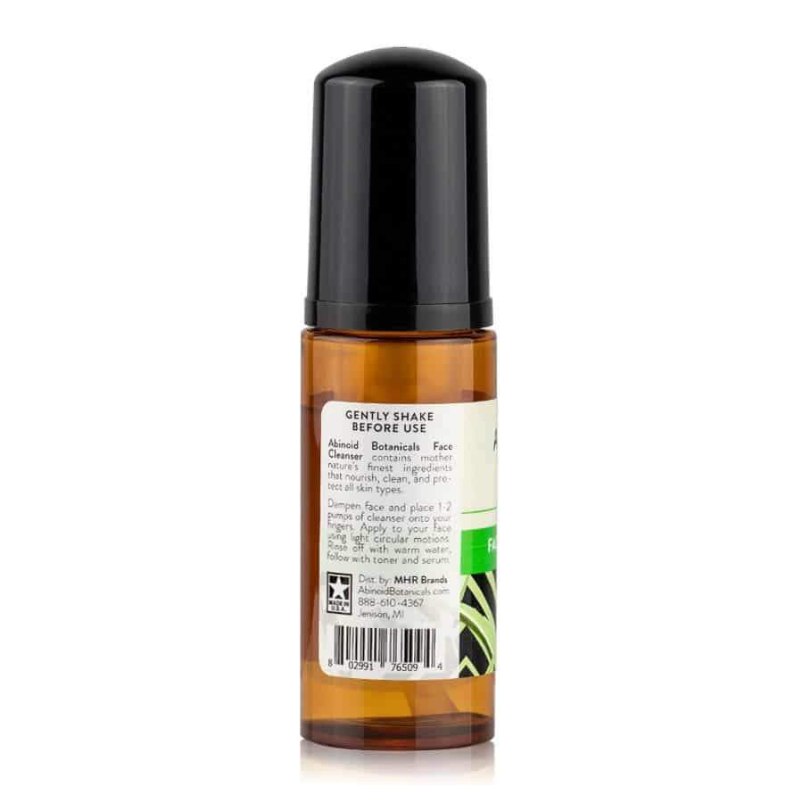 Abinoid Botanicals – Face Cleanser 2oz