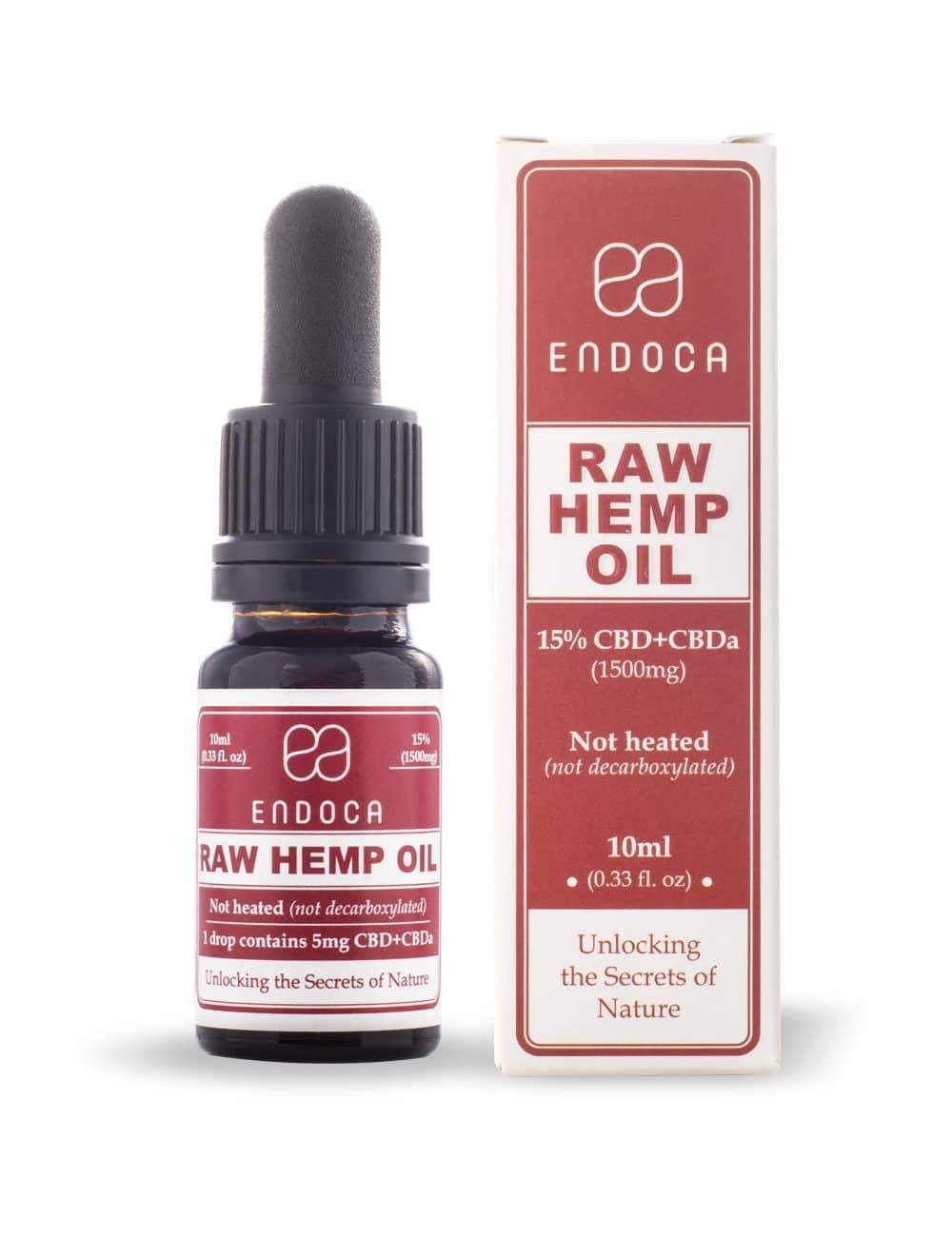 Endoca – Hemp Oil Drops (1500mg CBD)