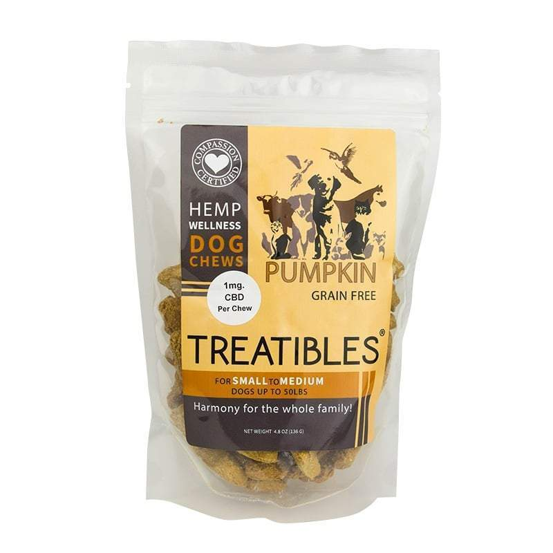 Treatibles – CBD Dog Treats Chews
