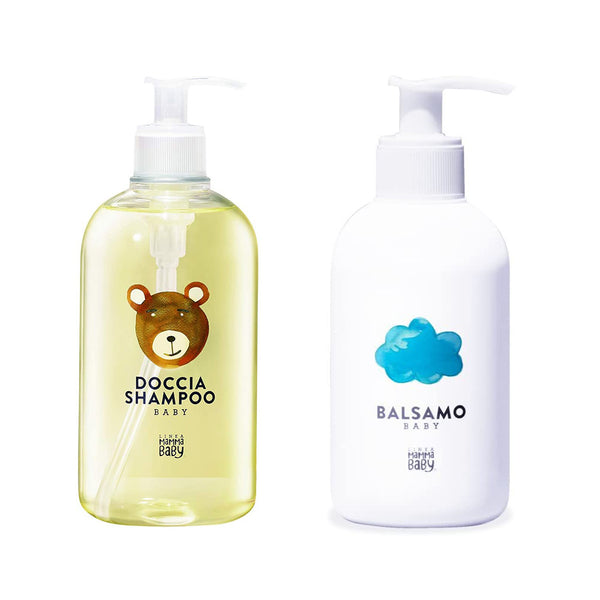[OUTLET]SHAMPOO & CONDITIONER SET