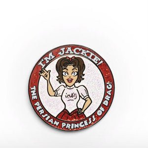 Jackie Cox Pin Collection