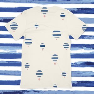Hello Nicky! sublimated tee