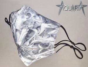 Aquaria face mask