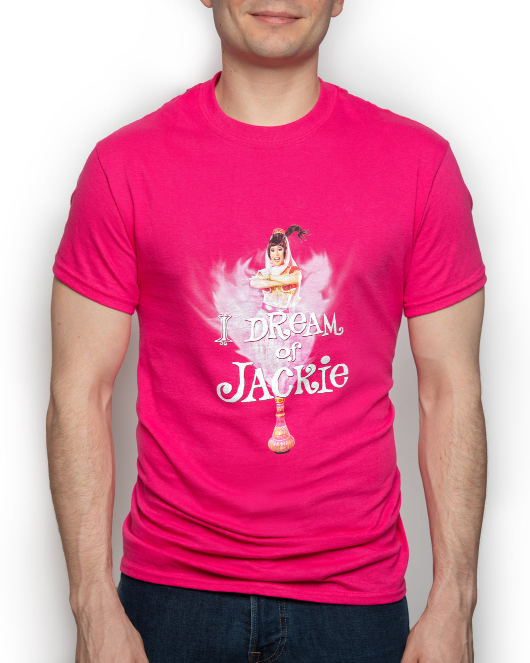 """I Dream of Jackie"" T-Shirt"