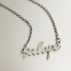 'SALOPE' Necklace
