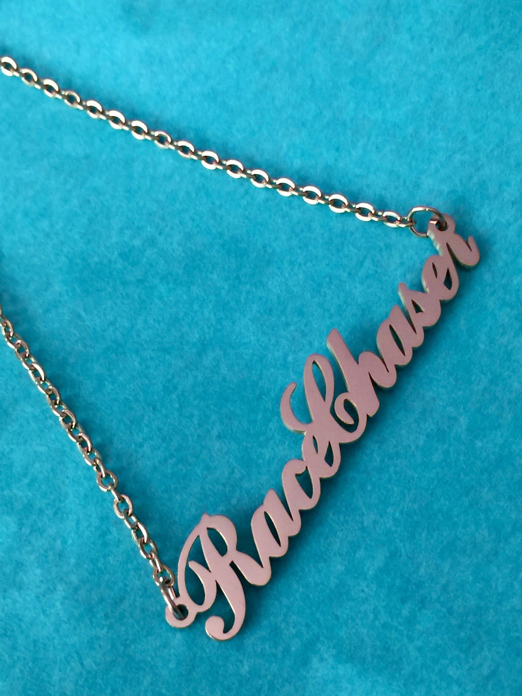 RaceChaser necklace