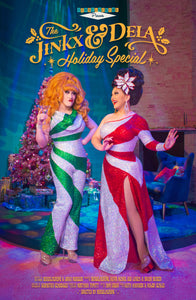 The Jinkx & DeLa Holiday Special Film Poster