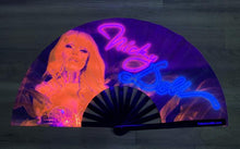Load image into Gallery viewer, Nicky Doll UV GLOW fan