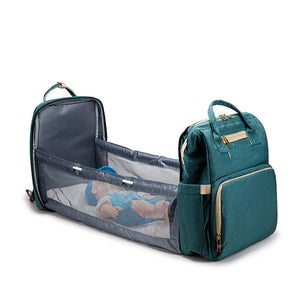 Portable Multi Functional Travel Mommy Backpack