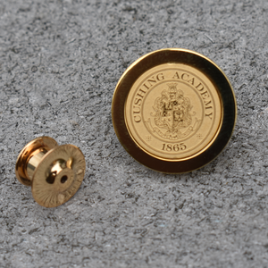 Cushing Academy Lapel Pin