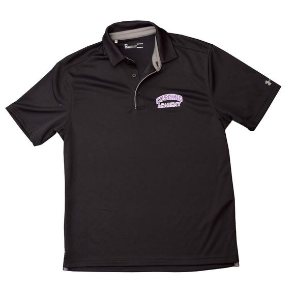 Under Armour Tech Polo - Black