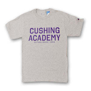 Champion Cushing Academy Tee