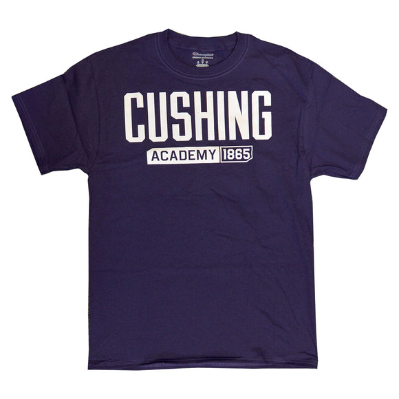 Champion Purple Tee