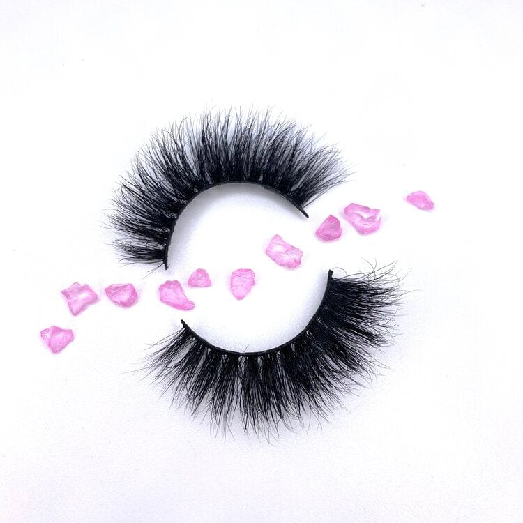 3D Mink Lashes - Mercy