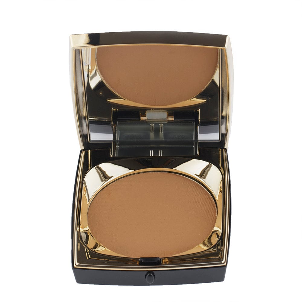 Gold Dual Powder and Foundation