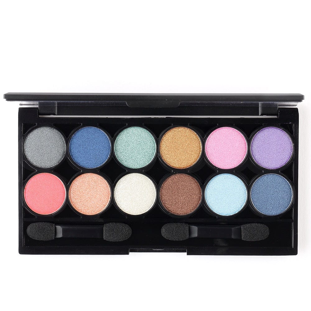 Queen Amina 12 Shades Eyeshadow