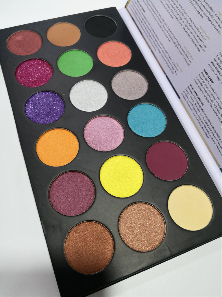 Stay True Eyeshadow Palette