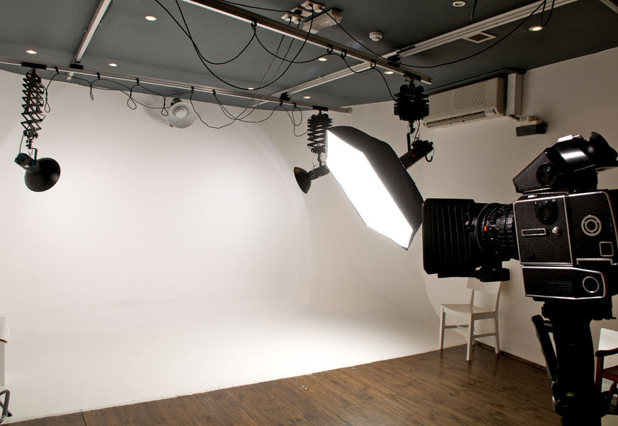Studio Camera Room of PHOTOGENIC Dalkey