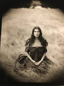 Large format portraits and the platinum print January 25, 2020