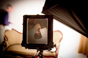 Turn your world upside down - Large format photography Private session
