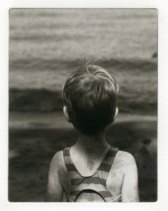 Looking ahead - Polymer photogravure print - Edition 2021