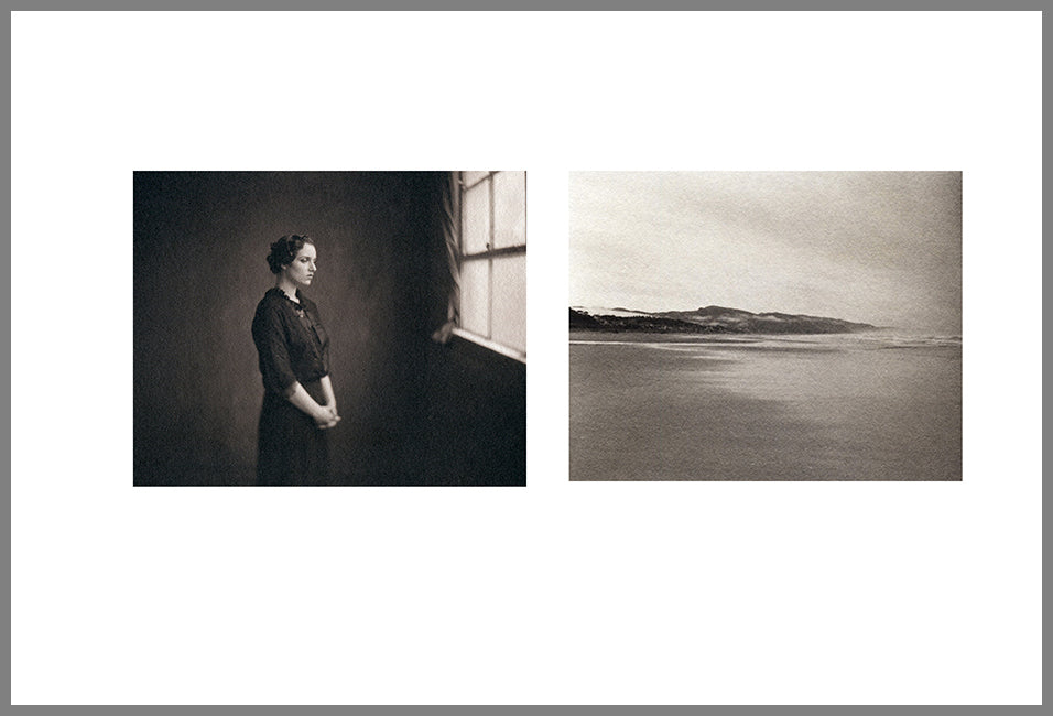 Melancholy - diptych from Memory of Never