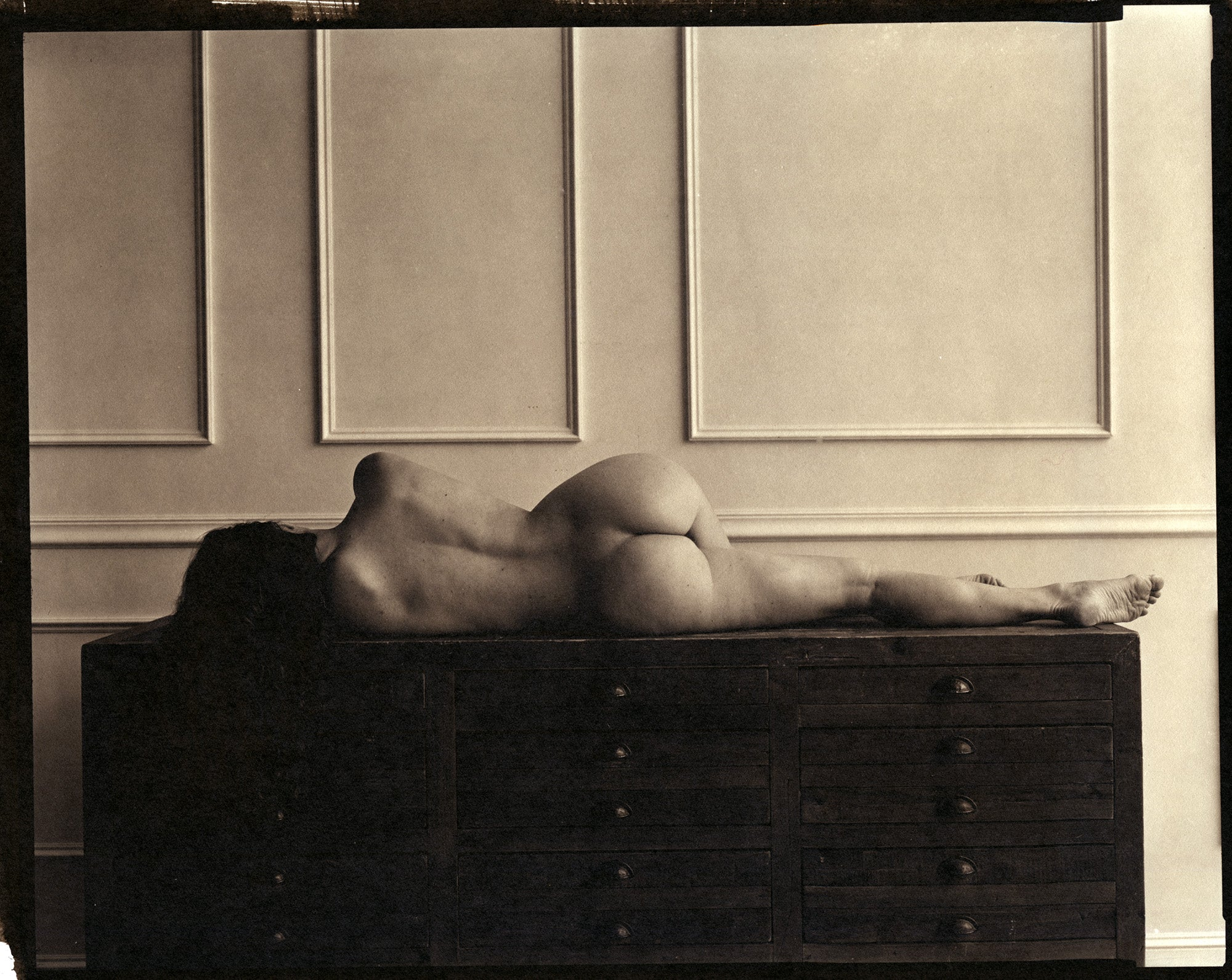 Reclined nude 2020 #2
