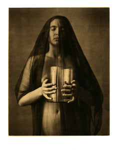 The Offering   - Polymer photogravure print - Edition 2021