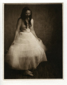 Polymer plate photogravure with Ray Bidegain Private training