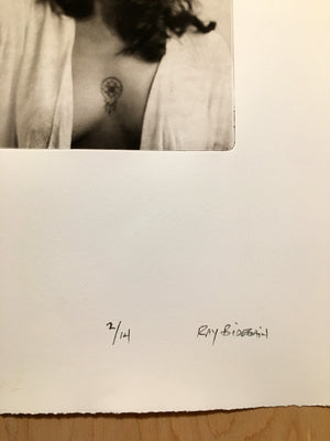 Patience  - Polymer photogravure print - Edition 2021