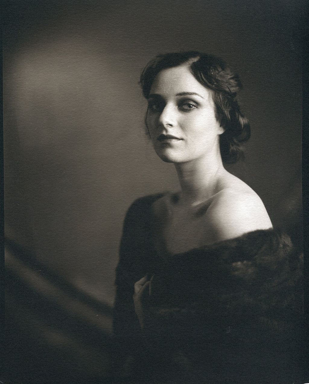 Vintage Portrait of Devon # 5