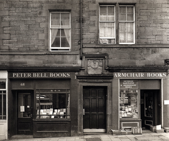 Peter Bell books - Edinburgh