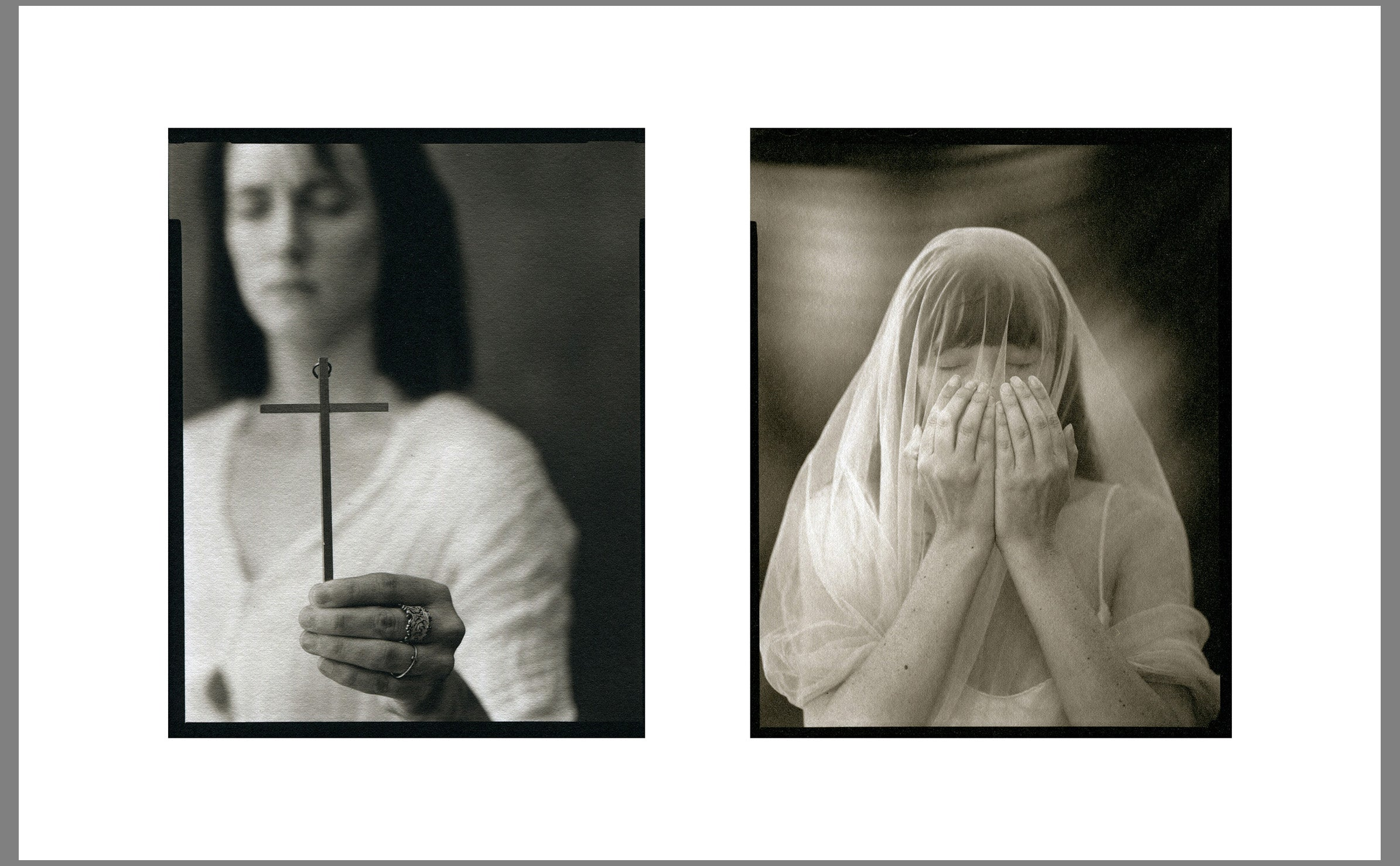 """Faith"" - diptych from Memory of Never"
