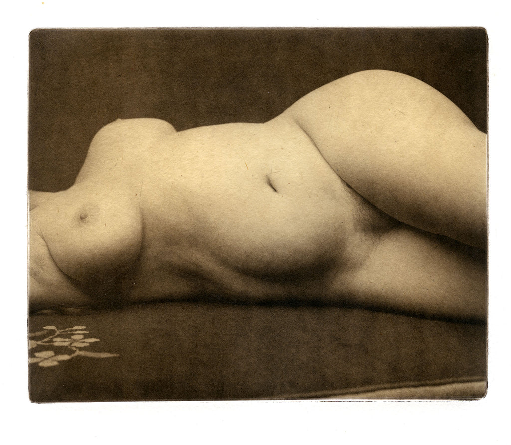 Reclined nude A/P -  Polymer photogravure
