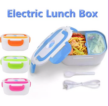 Load image into Gallery viewer, Portable Electric Lunch Box (random color)