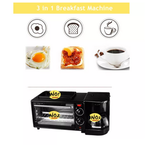 3in1 Breakfast maker